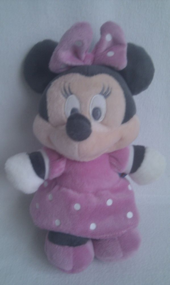 Adorable My 1st Disney Baby Minnie Mouse Plush Toy
